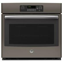 GE JT3000EJES 30  Slate Single Electric Finger Print Resistant Wall Oven  29121