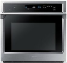Samsung NV51K6652SS 30  Stainless Single Electric Wall Oven New In Box