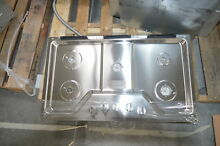Whirlpool WCG55US6HS 36  Stainless 5 Burner Gas Cooktop NOB  29232 HL
