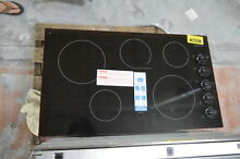 Frigidaire FFEC3624PB 36  Black 5 Burner Electric Cooktop NOB  29246 HL