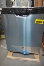 GE GDF510PSJSS 24  Stainless Front Control Full Console Dishwasher NOB  29183