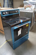 Maytag MER8800FZ 30  Stainless Electric Range NOB  29290 CLW