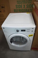 GE GFD40ESCMWW 27  White Front Load Electric Dryer NOB  29207 WLK