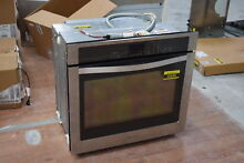 Whirlpool WOS51EC0AS 30  Stainless Electric Single Wall Oven NOB  29374