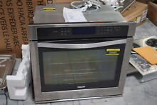 Whirlpool WOS97ES0ES 30  Stainless Single Electric Wall Oven NOB  29406