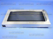 Whirlpool W10249515 Microwave Door Assembly