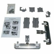 Whirlpool W10712395 Dishwasher Dishrack Adjuster Kit
