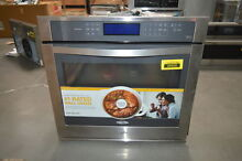 Whirlpool WOS97ES0ES 30  Stainless Single Electric Convection Wall Oven  29453