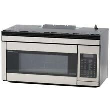 Microwave Sharp 1 1 Cu Ft  over The Range Convection R1874TY Stainless Steel