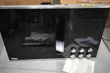 KitchenAid KECD867XSS 36  Stainless Downdraft Electric Cooktop NOB  29726 HL
