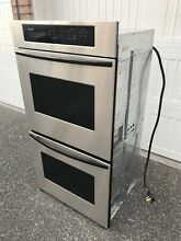 Thermador   Bosch  Stainless Steel Electric Double Wall Oven Model  SC272TS