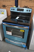 Kenmore 94173 30  Stainless 4 Burner Self Clean Oven Electric Range WLK  29420