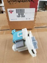 KitchenAid Whirlpool Kenmore Dishwasher Drain Pump Motor 661658