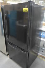 Kenmore 79319 31  19 cu  ft  Black Bottom Freezer Reversible Refrigerator  29660