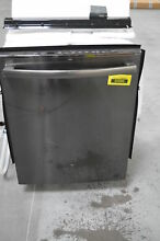 GE GDT655SBLTS 24  Black Stainless Fully Integrated Dishwasher  29782