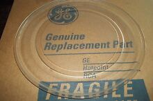 GE MICROWAVE PLATE PART s  WB49X10122  WB49X10136