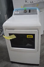 GE GTD75ECSLWS 27  White Front Load  WifI Steam Electric Dryer  29800 CLW