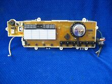 GE Washer Control Board Assmbly Tested PN AEZ33665701 EBR62198101  E358