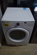 Whirlpool WED75HEFW 27  White Front Load Electric Sensor Dryer  15226 CLW