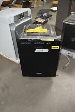 KitchenAid KUDE20IXBL Superba 24  Black Full Console Dishwasher  29866