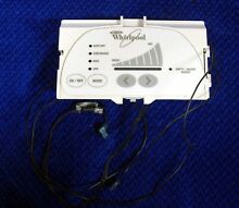Whirlpool Dehumidifier Electronic Control Board  OEM New PN WP1187912  S21207