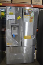 Whirlpool WRF993FIFM 36  Stainless French Door Refrigerator NOB  16134 MAD