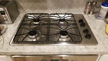 GE  30  Built In Gas Cooktop   Stainless Steel JGP945SEK