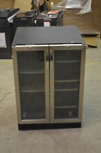 Danby DBC2760BLS 24  Stainless Built In Beverage Center T 2 NOB  13533 CLW