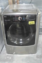 LG DLEX9000V 29  Front Load Electric Dryer Graphite Steam WiFi  29680 CLW