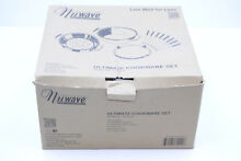 New Precision New Wave Ultimate Cookware Set 31120   30151B