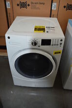 GE GFW430SSMWW 27  White Front Load Washer Energy Star  30025 CLW