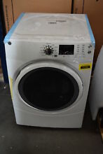 GE GFD43ESSMWW 27  White 240V Front Load Electric Dryer  30031 CLW