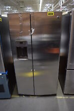 GE GSE25HSHSS 36  Stainless Side by Side Refrigerator Water IceMaker  30052 HRT