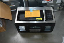 GE JNM3163RJSS 30  Stainless Over The Range Microwave Oven Hood  30066 HRT