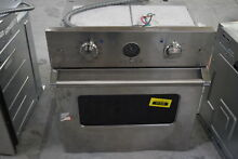Viking VESO5272SS 27  Electric Single Wall Oven Convection Oven  30183 HRT