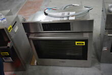 Bosch HBL8451UC 30  Stainless Single Convection Electric Wall Oven  30186 HRT