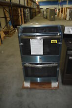 GE JT5500SFSS 30  Stainless Double Electric Convection Wall Oven  29983 HRT