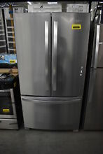 Whirlpool WRF535SWHZ 36  Stainless French Door Refrigerator NOB  30132 HRT