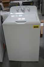 GE GTW330ASKWW 27  White Top Load Washer Heavy Duty Agitator  29797 CLW