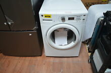 GE GFW400SCMWW 27  White Front Load Washer NOB  29086 CLW
