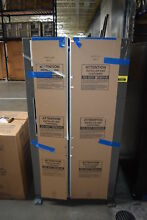 Whirlpool WRS588FIHZ 36  Stainless Side By Side Refrigerator NOB  30403 HRT