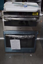 GE JT3800SHSS 30  Stainless Combination Wall Oven NOB  30435 HRT