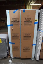 Whirlpool WRS325SDHW 36  White Side By Side Refrigerator NOB  30437 HRT