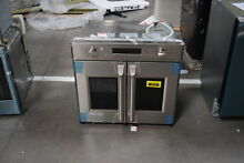GE ZET1FHSS 30  Stainless Single Electric Wall Oven NOB  30426 HRT