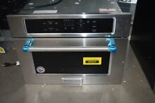 KitchenAid KMBS104ESS 24  Stainless Built In Microwave NOB  30462 HRT