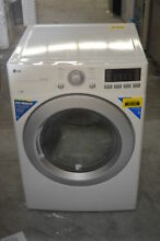 LG DLE3170W 27  White Front Load Electric Dryer NOB  28989 HL