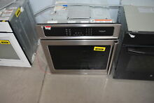 Frigidaire FGEW276SPFA 27  Stainless Single Electric Wall Oven NOB  30937 HRT