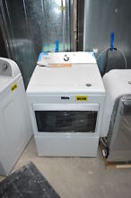 Maytag MEDB765FW 27  White Front Load Electric Dryer NOB  31006 HRT