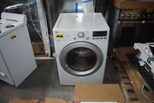 LG DLE3170W 27  White Front Load Electric Dryer NOB  31239 HRT