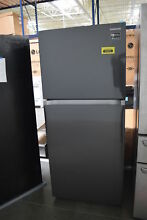 Samsung RT18M6213SG 29  Black Stainless Top Freezer Refrigerator NOB  31310 HRT